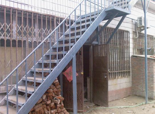 綦江钢结构楼梯