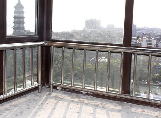 綦江阳台不锈钢栏杆