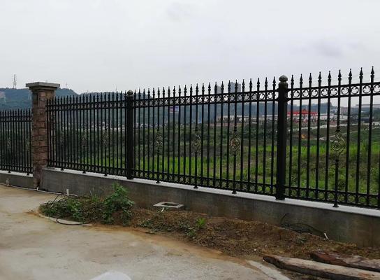 别墅围栏设计安装